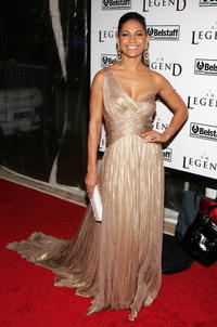 Actress Salli Richardson at the N.Y. premiere of
