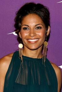 Salli Richardson-Whitfield at the Sci Fi Channel 2008 Upfront Party.