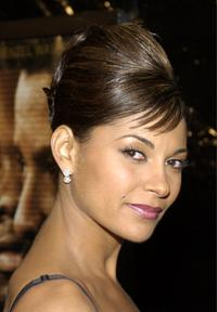 Salli Richardson-Whitfield at the premiere of