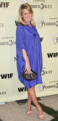Alice Eve at the second Annual Women In Film Pre-Oscar Cocktail Party.