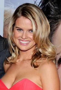 Alice Eve at the Las Vegas premiere of