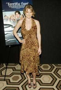 Alice Eve at the special screening of