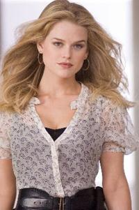 Alice Eve as Molly in