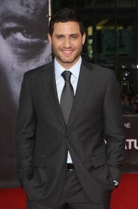 Edgar Ramirez at the German premiere of