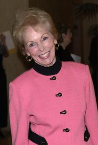 Janet Leigh at the15th Annual Gypsy Award ceremony.