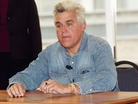 Jay Leno at the promotion of his children's book