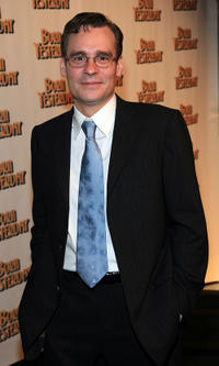 Robert Sean Leonard at the after party of the Broadway opening night of