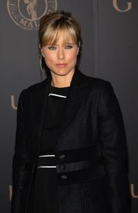 Tea Leoni at the reception to benefit UNICEF hosted by Gucci during Mercedes-Benz Fashion Week Fall 2008.
