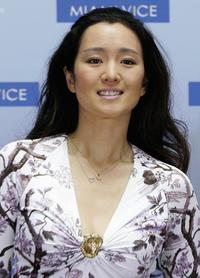 Gong Li at the photocall of