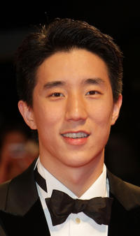 Jaycee Chan at the premiere of
