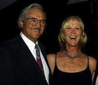 Hal Linden and Joanna Kerns at the 75th Anniversary Gala during the grand opening of International Cinematographers Guild's new headquarters.