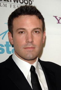 Ben Affleck at The Hollywood Film Festival 10th Annual Hollywood Awards Gala Ceremony in Beverly Hills.