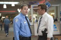 Seth Rogen as Ronnie and Ray Liotta as Detective Harrison in