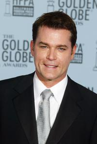 Ray Liotta at the 60th Annual Golden Globe Awards.