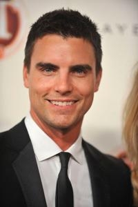 Colin Egglesfield at the 13th Annual Entertainment Tonight Emmy party.