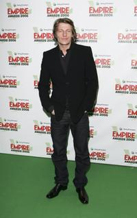 Leo Gregory at the Sony Ericsson Empire Film Awards 2006.