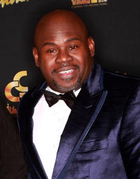 David Mann at the 28th Annual Stellar Awards in Tennessee.