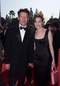 Lyle Lovett at the 41st Annual Grammy Awards.