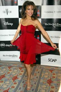 Susan Lucci at the 4th Annual ABC Daytime Salutes Broadway Cares/Equity Fights AIDS.