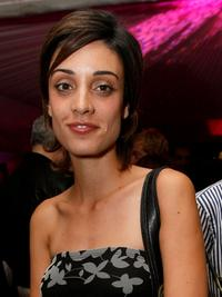 Martina Gusman at the Finecut Party For Leonera And the Chaser during the 61st International Cannes Film Festival.