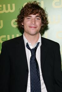 Dustin Milligan at the CW Television Network Upfront.