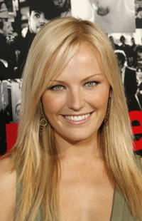 Malin Akerman at the Hollywood premiere of the HBO series