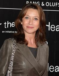 Cherie Lunghi at the Bryan Adams