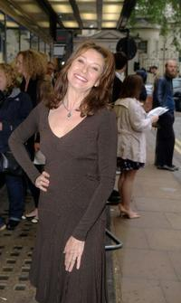 Cherie Lunghi at the world premiere of