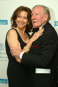 Cherie Lunghi and Leslie Phillips at the sixth Annual