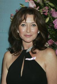 Cherie Lunghi at the Pink Ribbon Ball.