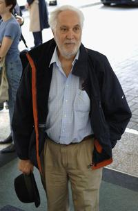 Federico Luppi at the San Sebastian Film Festival.