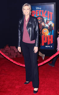 Jane Lynch at the California premiere of