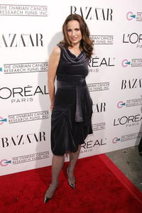 Andie MacDowell at the L'Oreal Paris presents
