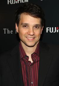 Ralph Macchio at the premiere of