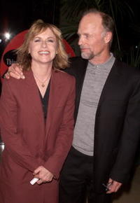 Amy Madigan and Ed Harris at the 3rd Annual Hollywood Makeup Artist and Hair Stylist Guild Awards.