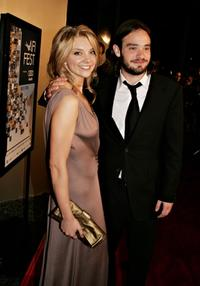 Natalie Dormer and Charlie Cox at the Casanova Closing Night Gala during the AFI Fest.