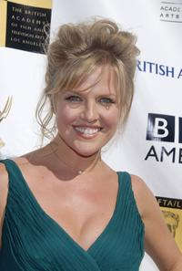 Ashley Jensen at the 5th Annual Primetime Emmy Nominees BAFTA Tea Party.