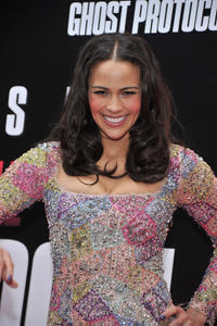Paula Patton at the New York premiere of