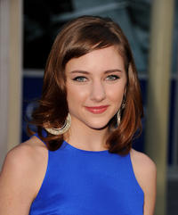 Haley Ramm at the California premiere of