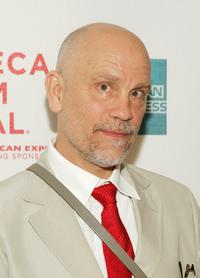 John Malkovich at the 5th Annual Tribeca Film Festival, attends the premiere of