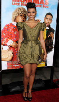 Jessica Lucas at the California premiere of