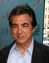 Joe Mantegna at the Los Angeles Film Festival premiere of