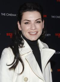 Julianna Margulies at the special screening of