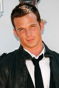 Cam Gigandet at the 17th annual MTV Movie Awards.