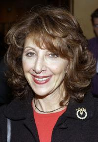 Andrea Martin at the reception to announce the first annual Comedy Film Honors.