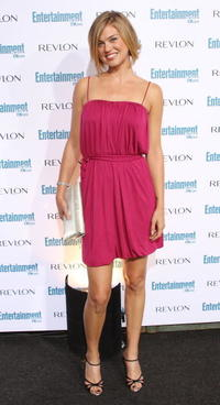 Adrianne Palicki at the Sixth Annual Pre-Emmy Celebration party.