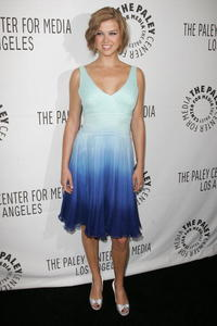 Adrianne Palicki at the 25th Annual William S. Paley Television's -