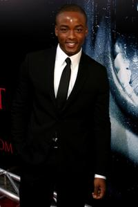 Collins Pennie at the world premiere of