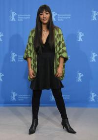 Magaly Solier at the photocall of
