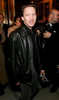 Andrew McCarthy at the opening night of